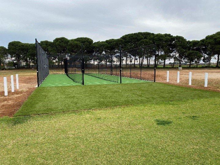 Virginia Cricket Club Revamp